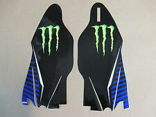 FX  MONSTER  FORK GUARD GRAPHICS YAMAHA YZ250F YZ450F YZF250 YZF450