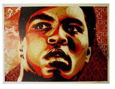 "Shepard Fairey, ""Muhammed Ali"", 2006"