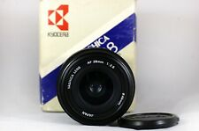 YASHICA AF f2.8 28mm CONTAX/YASHICA MOUNT - FM5