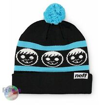 New Neff Suckerface Standard Pom Cap Hat Beanie