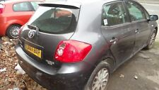 2007 07 Plate Toyota Auris D4D T3 Silver / Grey Breaking For Spare Parts
