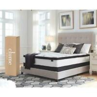 Signature Design by Ashley Chime 12 inch M69721 Hybrid Mattress, Size Full Firm