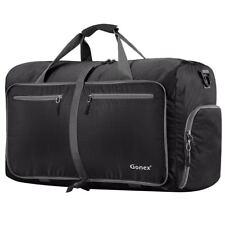 Gonex 80L Travel Foldable Tear Resistant Luggage Bag Storage Carry-On Duffle Bag
