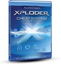 Juego de Sony PS4 PlayStation 4 * Xploder Ultimate Edition * nuevo * nuevo