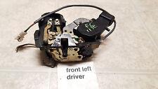 1997-2001 toyota camry front driver door lock latch 6930433030 69304-33030