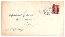VV133 1932 CANADA *Port Coquitlam BC* Duplex Stationery RADIO {samwells-covers}