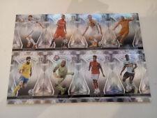 England Football Trading Cards 2016-2017 Season