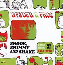 Wynder K. Frog - Shook, Shimmy & Shake: The Complete Recordings 1966-1 (NEW 3CD)