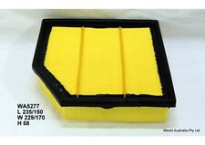 WESFIL AIR FILTER FOR Lexus IS250 2.5L V6 2013 07/13-on WA5277