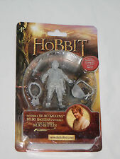 Lo HOBBIT invisibile Bilbo Baggins ACTION FIGURE. NUOVO. 2012