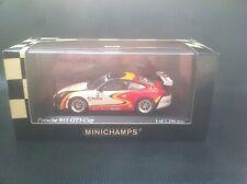 MINICHAMPS PORSCHE  911 GT3 CUP DERMONT 2006  1/43 LIMITED DIECAST NO SPARK  IXO