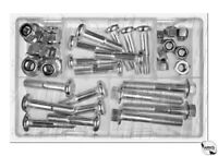 FIRST LINE SUSPENSION ARM PINCH BOLT KIT 18PCK - FSK6535