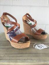 Jimmy Choo Womens Wedge Sandals Size 41 #81
