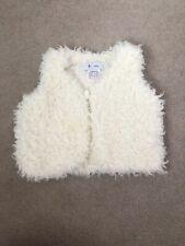 Baby Girl Fur Gillet  3-6 Months