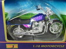 R&L Diecast: Maisto 1:18 Scale Suzuki GSX750 Motorcycle/Motorbike/Bike