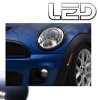 MINI Cooper R55 CLUBMAN S D 2 Ampoules Veilleuses positon LED Blanc Anti erreur