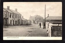 North Sunderland near Seahouses - printed postcard