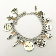 Hamilton Charm Bracelet Young Scrappy And Hungry Broadway