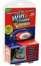 Win Cleaner Oneclick As Seen on TV USB Computer Faster PC Repair NEW- Ships FREE