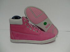 Women's timberland Earthkeepers juniors shoes size 7 Youth pink