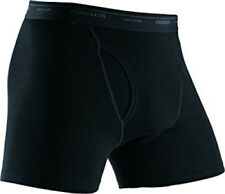 Icebreaker Everyday Boxers with Fly (XXL) Black