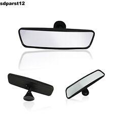 Specchio Specchietto Retrovisore Interno Per Auto 250 Mm Universale A Ventosa