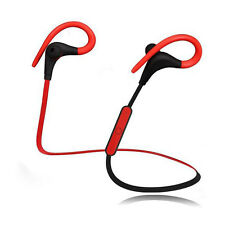 Bluetooth Sport Stereo Headset Headphones For Samsung Galaxy S9 Motorola iPhone
