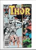 Thor #349 FN Marvel (1984) -Origin Of Odinforce