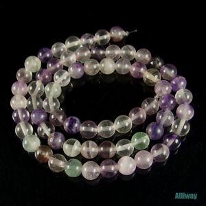 """natural gemstone beads 6mm round stone jewelry design DIY 15.5"""""""