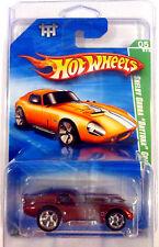 """ToKaLand Hot Wheels 2010 049/240 Super Treasure Hunt Shebly Cobra """"Daytona"""" Coup"""