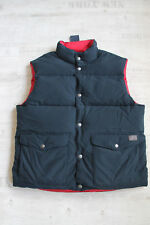 GANT WESTE THE REVERSIBLE VEST COL NAVY NEU GR XXL