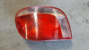 Toyota Echo NCP10 Hatch Left Tail Light 10/1999-09/2002