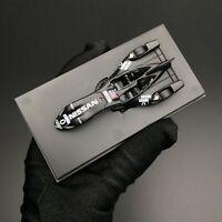New 1/64 Spark Delta Wing Nissan Nismo 24H Le Mans 2012 #0 car model Black Y102