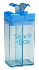 SNACK IN THE BOX | KID'S SNACK CONTAINER | LUNCH BOX | RE-USABLE SNACK BOX