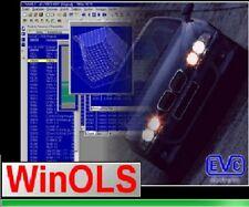 WinOLS 2.24 + ECM Titanium 1.6 26100 + 128 DAMOS Files