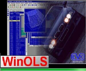 WinOLS 2.24 + ECM Titanium 1.6 26100 + TUNING GUIDES + DAMOS Files