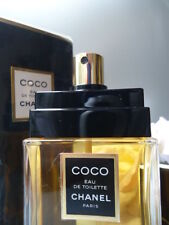 Gift wrapped CHANEL COCO EDT 50ml Rare Vintage 1980-90s New Near Mint Sealed Box
