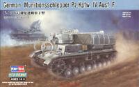 Hobbyboss 82908  1/72 German Munitionsschlepper Pz.Kpfw. IV F Model Kit