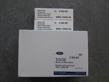Original Ford 12 Zündkerzen  1.25, 1.4, 1.4 LPG, 1.6 Ti, Motoren, 2050957