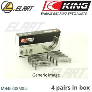 Main Shell Bearings +0.5mm for AUDI,VW,A7 Sportback,A6,A6 Avant,A8,Q7,A5,A4,Q5