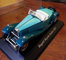 Voiture 1/43  altaya Voitures Classiques Bugatti Royale Esder 1927. 19 + fascicu