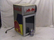 Red Bull Refrigerator Energy Drink Mini Fridge Baby Cooler Advertisement