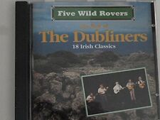 Dubliners Five wild rovers-The best of (18 Irish classics, 1995) [CD]