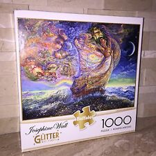 JOSEPHINE WALL OCEAN OF DREAMS GLITTER EDITION 1000 PC JIGSAW PUZZLE