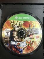 Dragonball Z Xenoverse Xv (xbox One) Disk Only!