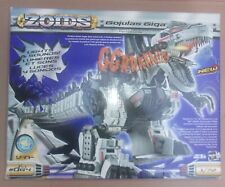 RARE ZOIDS GOJULAS GIGA ACTION FIGURE WITH BOX MOST PARTS UNUSED AS IS UNCOUNTED