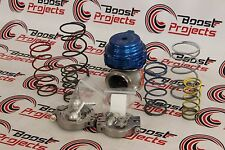 TiAL MVS 38mm Blue Authentic Wastegate With V-Band & Flanges MV-S 002952