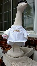 GOOSE CLOTHES LAWN  PITTSBURGH PIRATES BASEBALL 24-27 GARDEN DECOR COTTON
