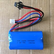 7.4V 1500mAh lipo rechargeable battery for syma S33/UDI U12A RC helicopter parts