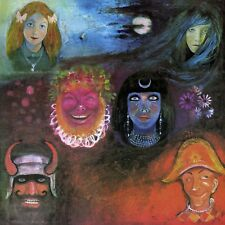 King Crimson - In the Wake of the Poseidon LP - NEW SEALED 200g ed w/ Gatefold